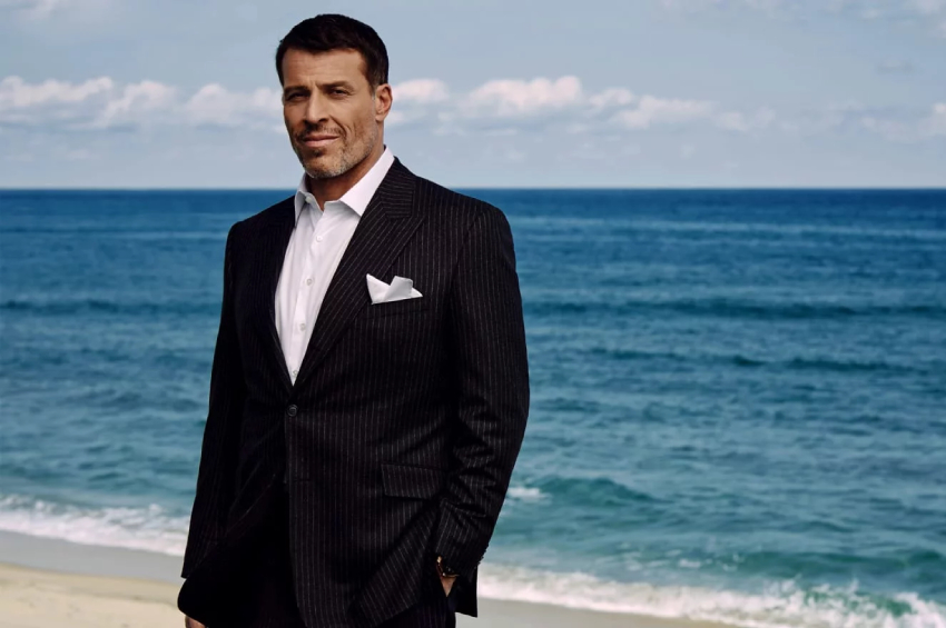 Tony Robbins worst day blog