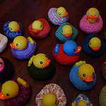 cartoon ducks photo