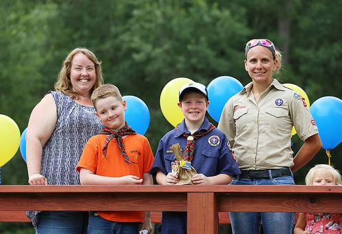 cub scout photo