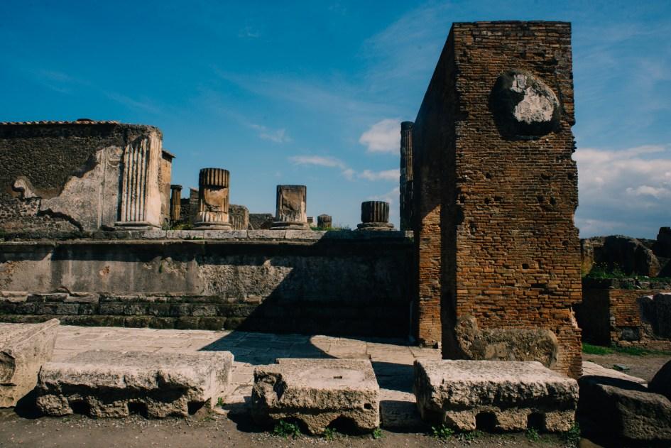 Pompei.