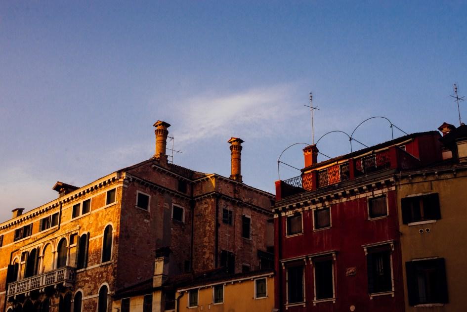 Venezia, getting lost.
