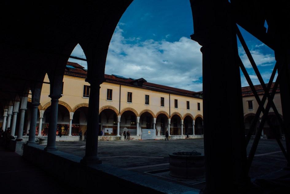 Accademia di Belli Arti, Venezia, Italia.