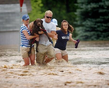 2008 Columbus flood