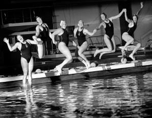 IU Water Polo Team
