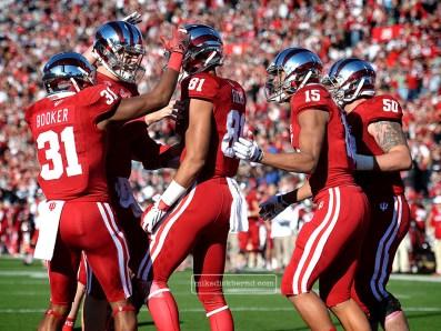 Touchdown celebration