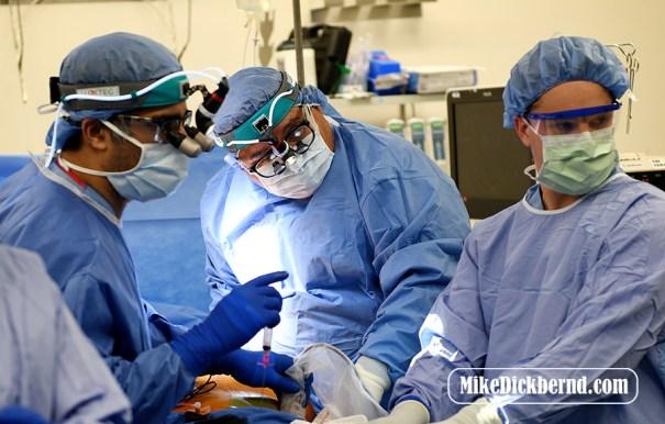 Dr. Jose Garcia, lung transplant