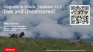 Upgrade to 12.2 live uncensored