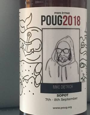 Post-Conference Blues - or 5 days after POUG1018