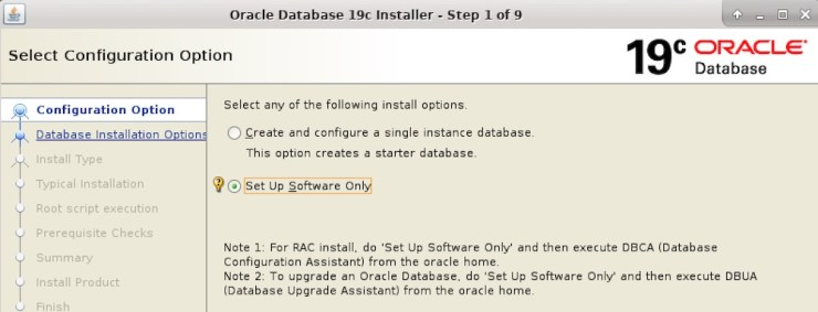 Oracle 19c Installation with 19.11.0 RU, OJVM and some other fixes