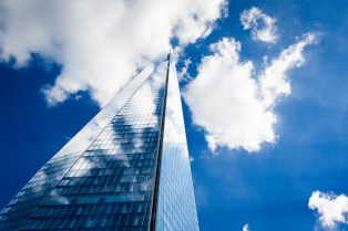 The Shard - Reflections by Mike Dixson