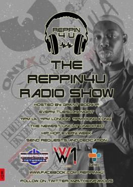 RePPiN4U Hip Hop Show updated