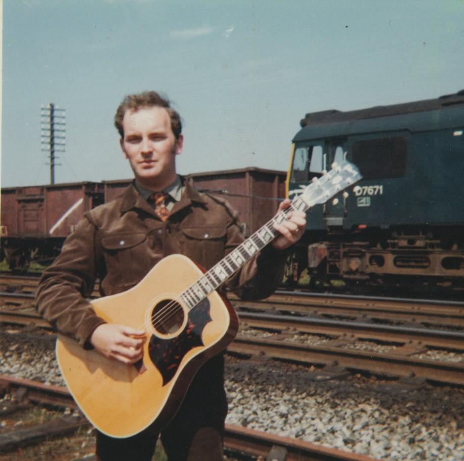 Mike Donald Skipton Folk Singer