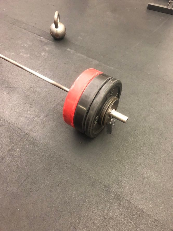 Mike's tools that help with physical fitness