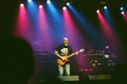 The 800 speed film is better for concert photography.