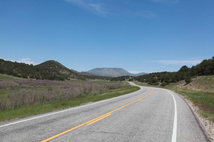 More beautiful views up to Guffey, CO.