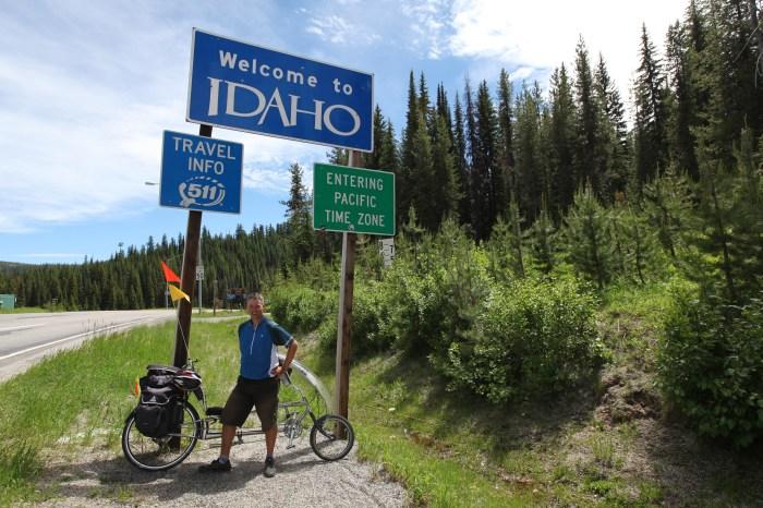 Hello Idaho!