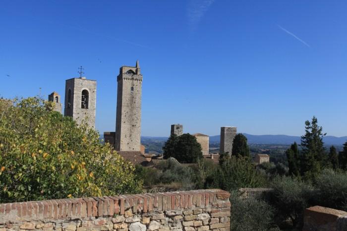 Towers at San Gigimano