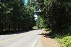 More beautiful riding through the lush lands West of the Cascades.