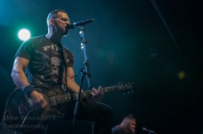 Tremonti live at the Bristol O2 Academy