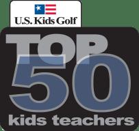 US Kids Golf Top 50 Kids Teacher