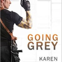 """Going Grey - Ringer #1"" by Karen Traviss - a much better book than the cover suggests"