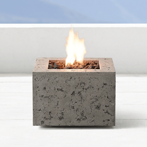 Toluca Cube Fire Table