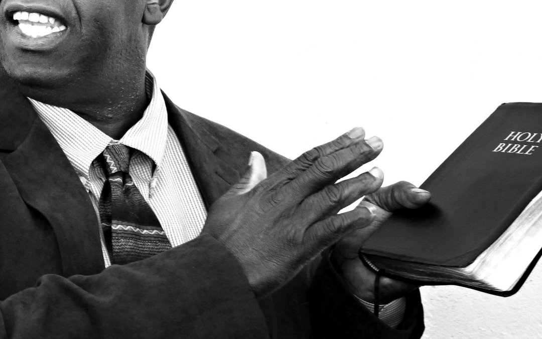 The danger in loving preaching too much