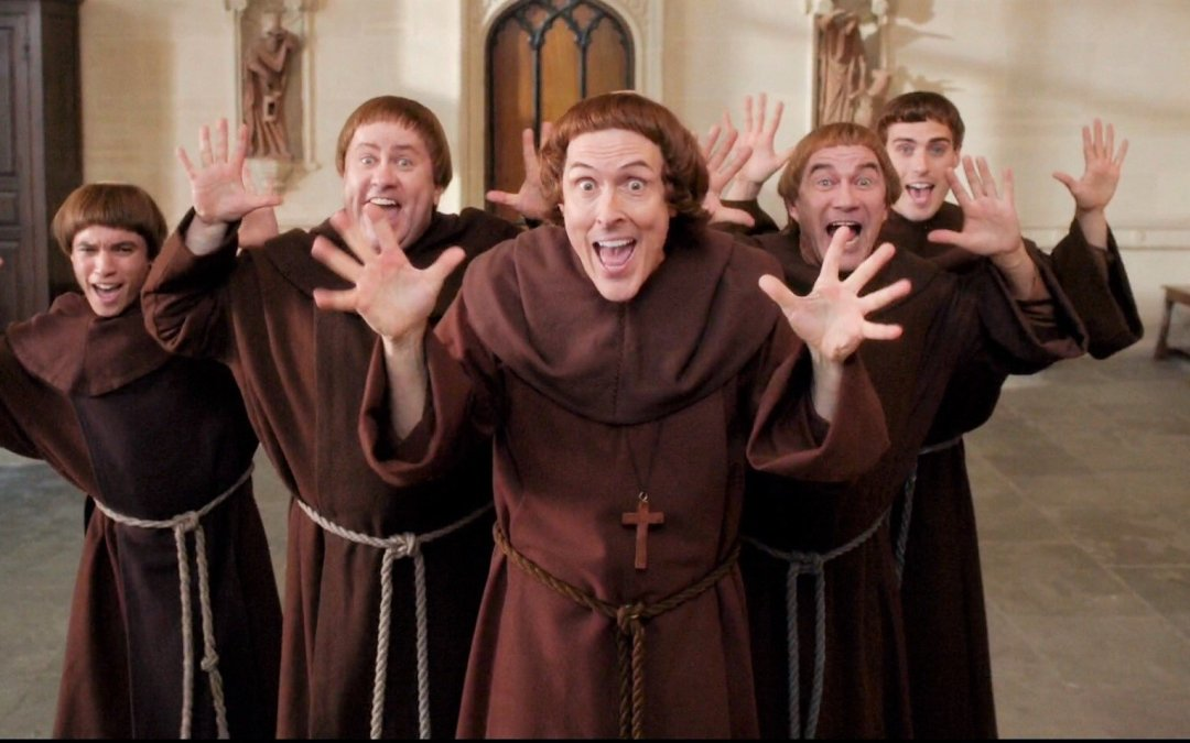 Four times the church got weird… and was better for it