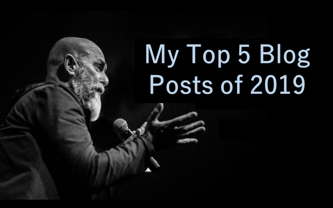 Agitating as always: my top 5 blogs of last year