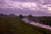 Early morning on Bramber Brooks