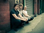 Band Promo photograph for Manchester Blues Rock band Turrentine Jones