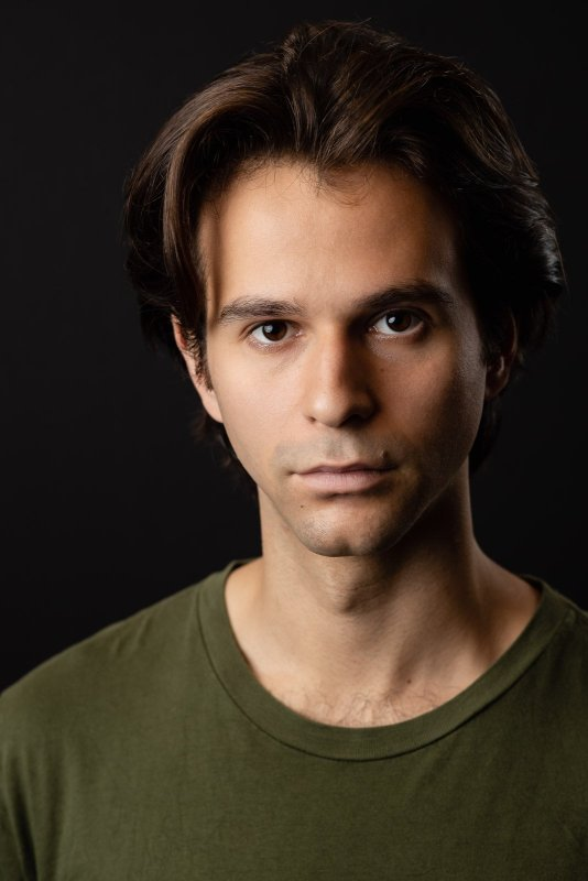 atlanta dramatic lighting actor headshot