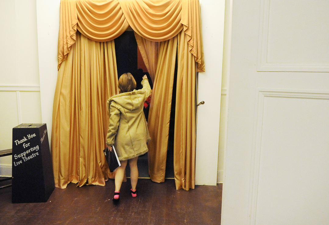 Image result for the entrance curtain