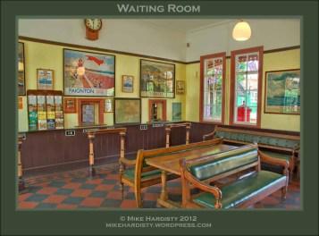 Kidderminster Town Waiting Room