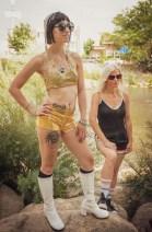 1970s Photoshoot in Reno with Hannah Reed, Nicole Chable, Nicole Haas, Miranda Grupczynski and Steve Longley.