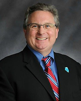 Local 130 Business Manager Jim Coyne