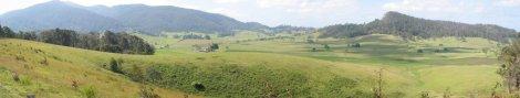 Near Central Tilba