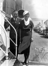 Frank Lawton and Evelyn Laye