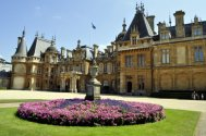 Waddesdon Manor, home of the Rothschilds