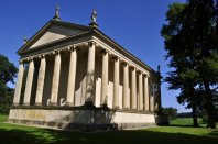 The Temple of Concord and Victory