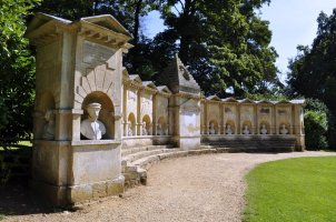 The Temple of British Worthies