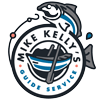 logo for Mike Kelly's Guide Service