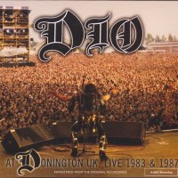REVIEW:  Dio - At Donington UK: Live 1983 & 1987