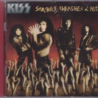 REVIEW:  KISS - Smashes, Thrashes & Hits (1988)