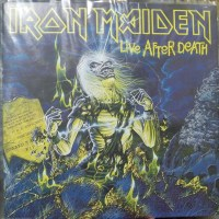 REVIEW:  Iron Maiden - Live After Death (1985,1996 bonus CD, 1998 remastered edition)