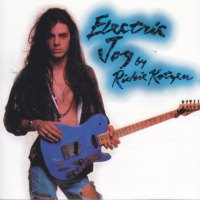 REVIEW:  Electric Joy by Richie Kotzen (1991)