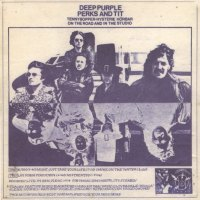 REVIEW:  Deep Purple - Perks and Tit (Live in San Diego 1974)