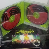 REVIEW:  Poison - Swallow This Live (1991 2 CD set)