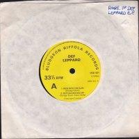 REVIEW:  Def Leppard - The Def Leppard E.P. (1979)