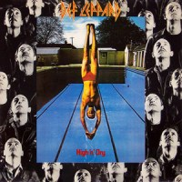 REVIEW:  Def Leppard - High 'n' Dry (1981)